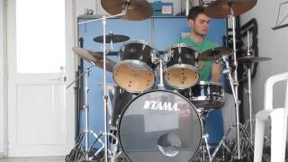 Drum Cover: Seeed - Walk Upright