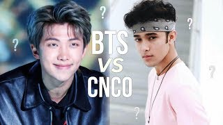 BTS vs CNCO WHO IS THE BEST? YOU DECIDE!!