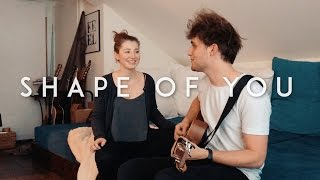 Shape Of You - Ed Sheeran cover Chris Brenner  Marie Bothmer