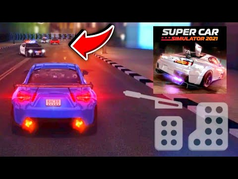 Super Car Simulator Open World - Parking, Drift, Online mode - Gameplay [Android - ios] [By JoteM]