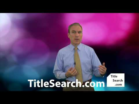 Why Should You Check Bankruptcy Records On A Title Search For An Insurance Claim? | AFX