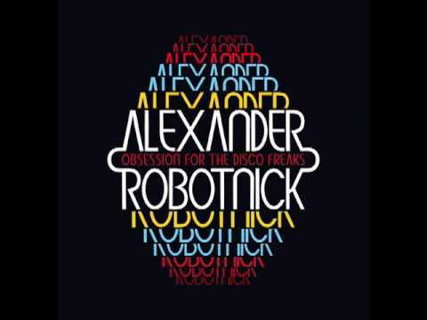 Alexander Robotnik - Obsession for Disco Freaks