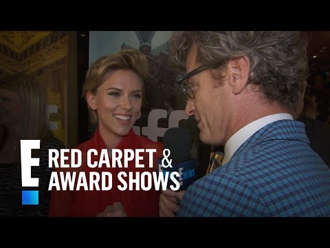 """Scarlett Johansson on """"Punk Rock"""" Porcupine Role for """"Sing"""" 