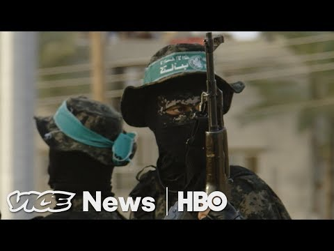 Palestine On Edge & Surviving Police Shootings: VICE News Tonight Full Episode (HBO)