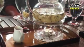 Tác dụng khó tin của trà hoa cúc -  mật ong