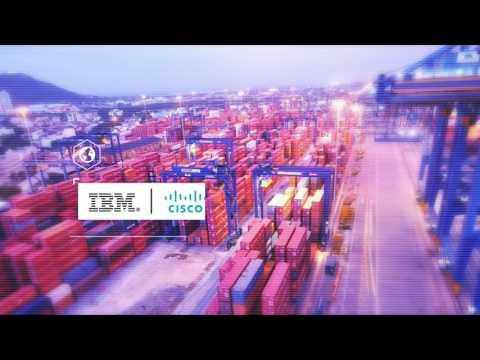 Port of Cartagena relies on IBM & Cisco for IoT analytics at the edge