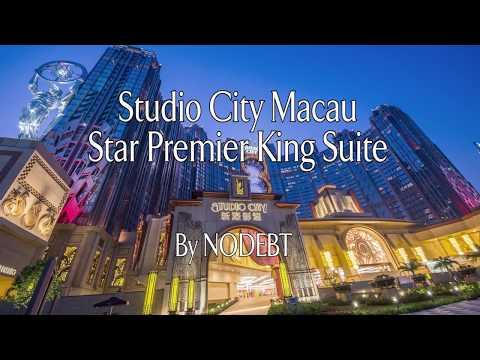 Studio City Macau Star Premier King Suite Tour
