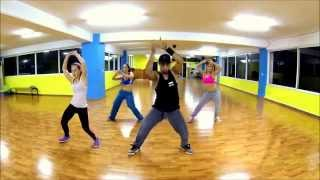 Farruko - Besas Tan Bien (Functional Workout Dance) ft Saer Jose