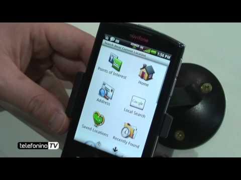 Garmin Asus Nuvifone A50 MWC 2010 da Telefonino.net