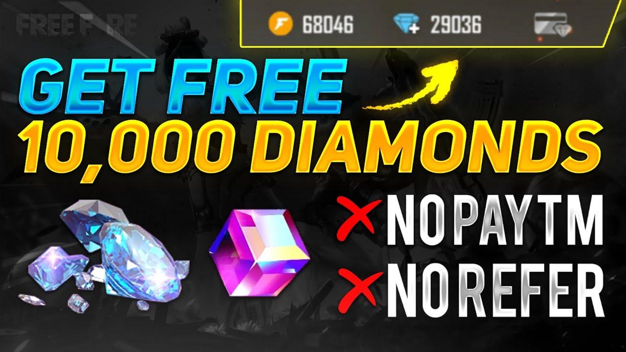 Get Free Unlimited Diamonds Redeem Code | 240₹ Free Redeem Code & New Diamonds Trick to Get Diamonds