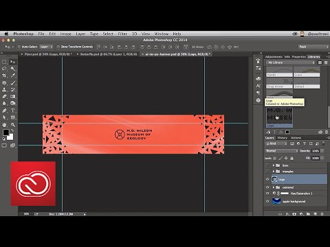 How To Work With Illustrator & Photoshop | Adobe Creative Cloud