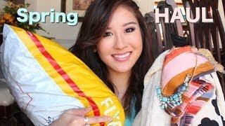 Spring Fashion Haul: H&M, Forever 21, Marshalls, Choies Thumbnail