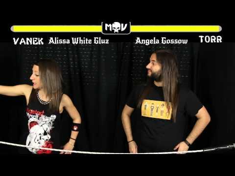 Angela Gossow vs. Alissa White-Gluz  ♫ ¡Especial Arch Enemy - Metaleras Death Metal! #MetalFight 416