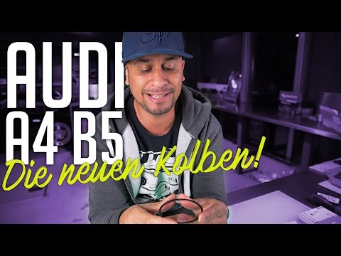JP Performance - Audi A4 B5 | Die neuen Kolben!
