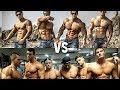 ASIAN 🇰🇷 VS 🇺🇸 AMERICAN BODYBUILDERS | Fitness & Bodybuilding Motivation