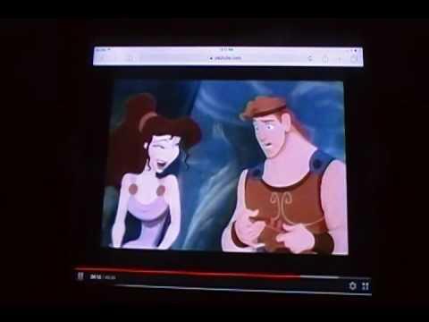 Walt disney world 25th anniversary 39 39 hercules 39 39 trailer - Hercule walt disney ...
