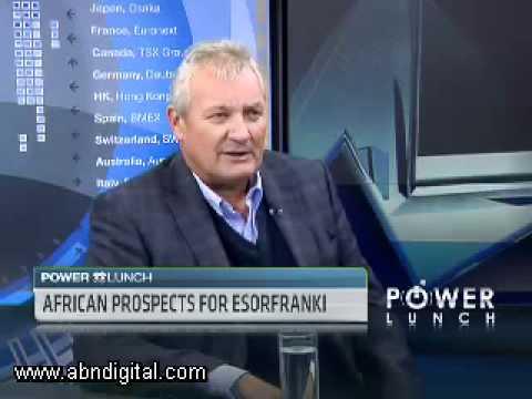Esorfranki Annual Results with CEO Bernie Krone