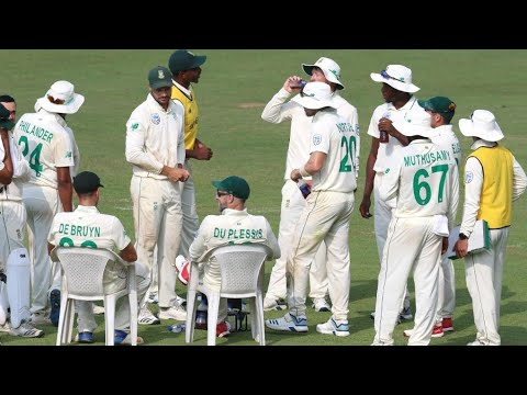 India vs South Africa 2nd Test Day 4 Match   Ind vs RSA 2nd Test Day 4