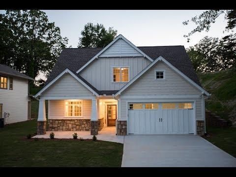 1463 walker street gainesville ga 30501 youtube for Custom home builders gainesville ga
