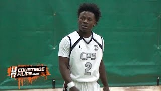 5'3 Darnell Rogers TAKES OVER @ EYBL Session 1! thumbnail