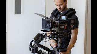 Steadicam Operating with M-1 Volt