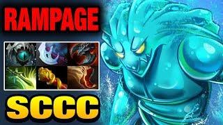 Sccc [Morphling] RAMPAGE ENDING Fight Dota 2