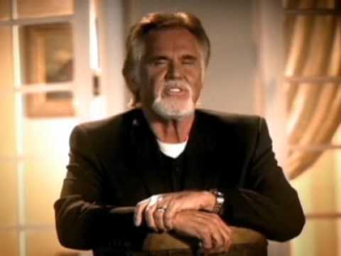 Kenny Rogers - Buy Me A Rose (Music Video)