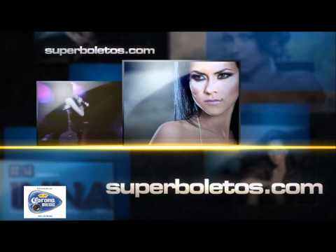 INNA EN CANCUN TV 20 SEGS CORONA MUSIC LOGO TODO EL TIEMPO