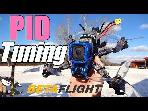 PID Tuning Tutorial : OxFPV Acrolite 230
