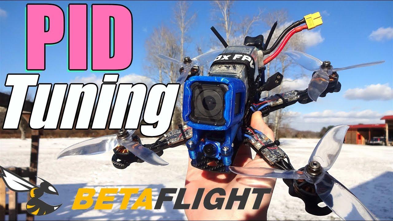 pid tuning tutorial oxfpv acrolite 230 youtube