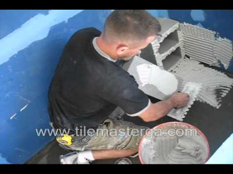 Part 1 How To Build Amp Waterproof Shower Bench Quot Seat