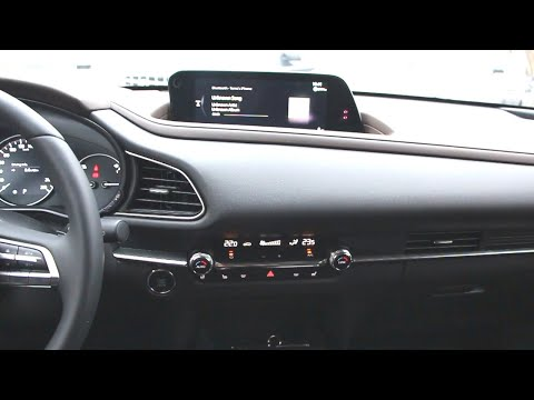 Mazda CX-30 (2019) Bose sound system test [HQ]