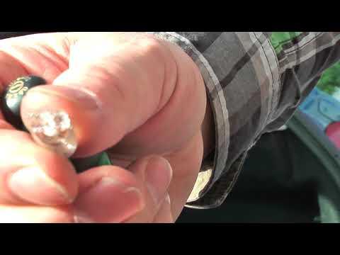 Kofferraumbeleuchtung - Ausbauen, Auswechseln durch LED