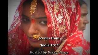 "Colors of India - ""India 101""  Music Video Jonah Goldenberg"
