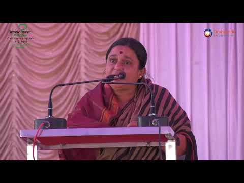 Krishi Sinchana 2018  |  Mrs.Kavita Mishra  | Keynote Address