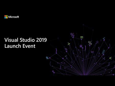 Visual Studio 2019 Launch Event image