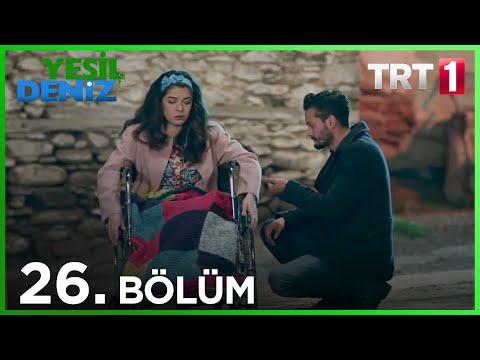 """26. Bölüm """"Benimle Evlenir Misin?"""" / Yeşil Deniz (1080p)"""