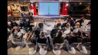 Лофт ОКТ2 - площадка для мероприятий в центре Москвы
