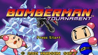 TAS (GBA) BomberMan Tournament (No Damage & 100%)