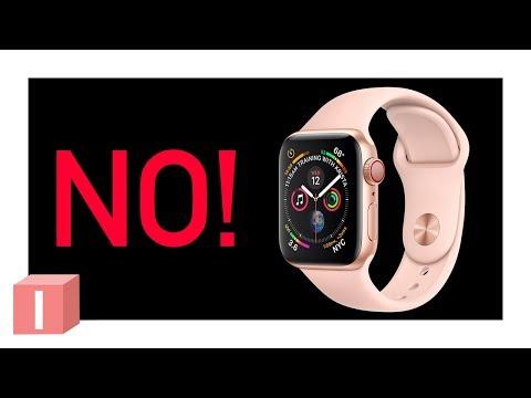 5 причин не покупать Apple Watch