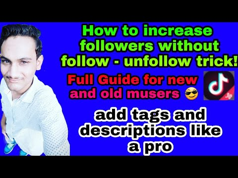 How to become popular on musically   tik tok   increase followers without follow/unfollow trick