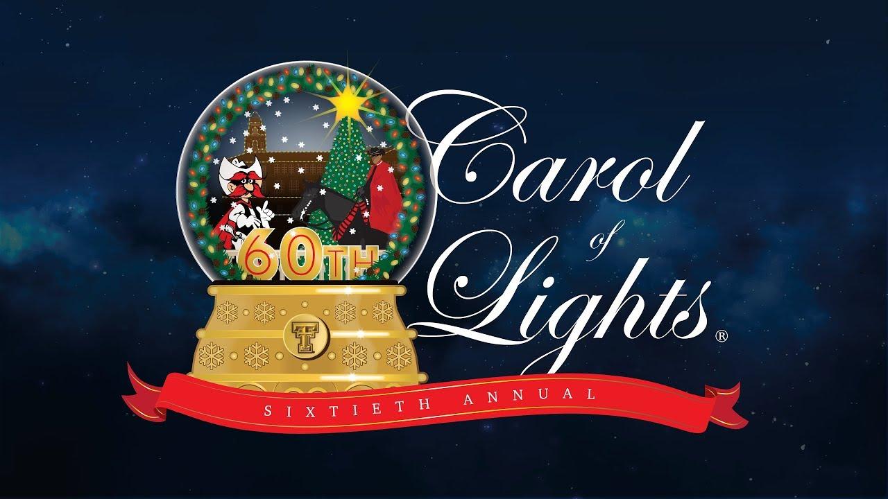 carol of lights housing ttu