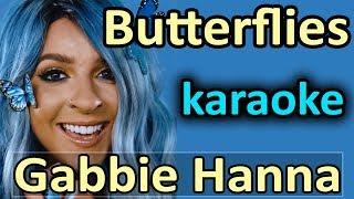 Butterflies - Gabbie Hanna - Karaoke Instrumental by SoMusique