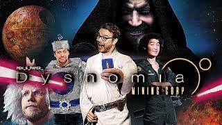 Pen & Paper: Dysnomia Finale | Das Rollenspiel-Weltraumabenteuer bei Rocket Beans TV