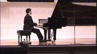 Nicholas Underhill - Piano Sonata - III. Pussy Willow Performed by Martin Leung