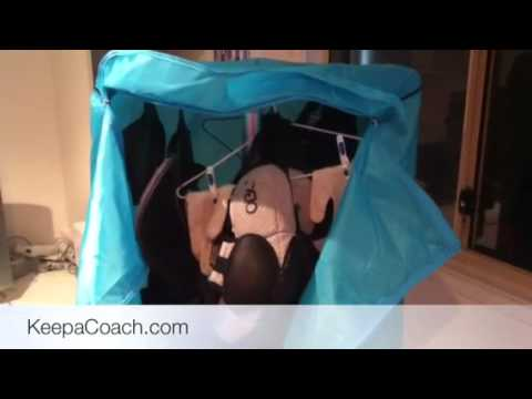 Hockey Goalkeeper Portable Gear Dryer