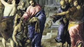 Sanctus della missa Faysan, Fantasia del sesto tono - L. De Narvaez - H. Smith, vihuela