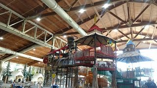 Great Wolf Lodge | Concord, NC | Indoor water Park | Day 1 Vlog #12
