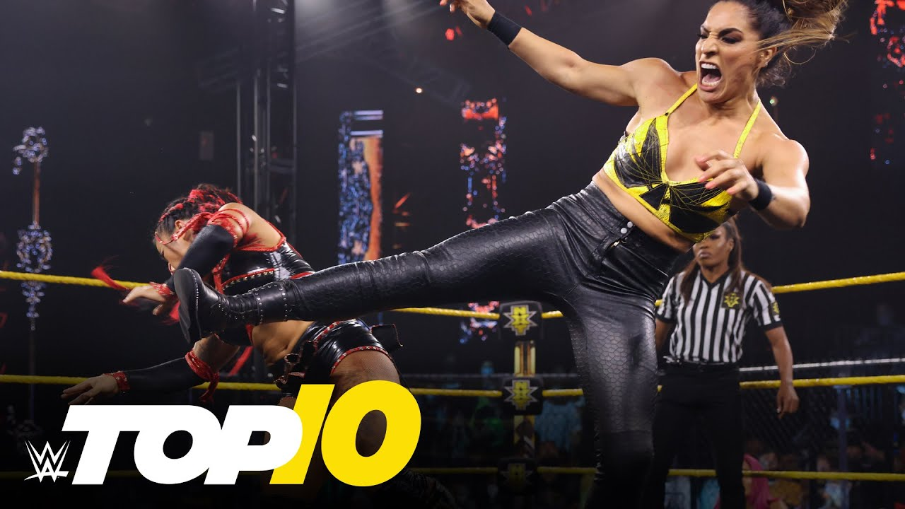 Download Top 10 NXT Moments: WWE Top 10, July 20, 2021