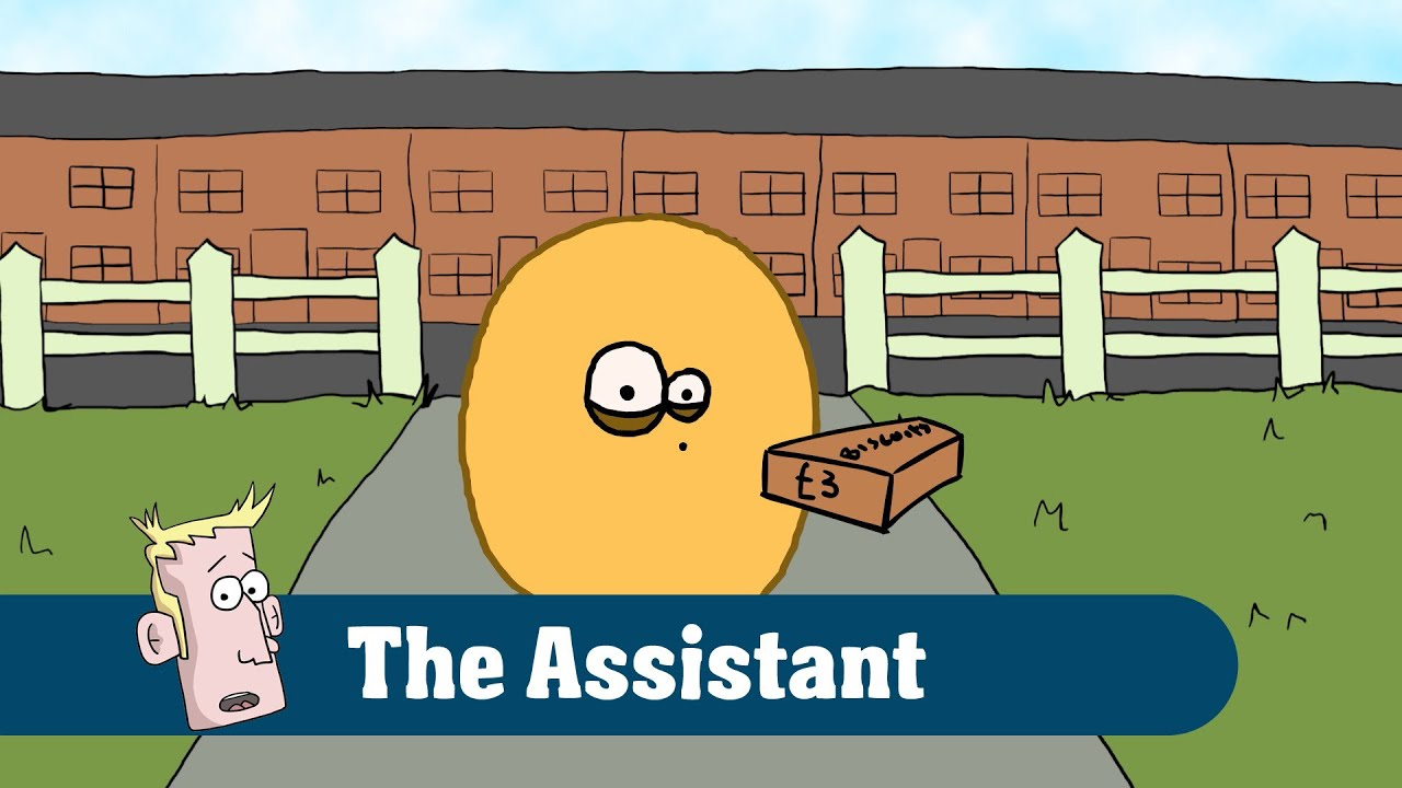 The Assistant | Parable of the Talents | Ep1